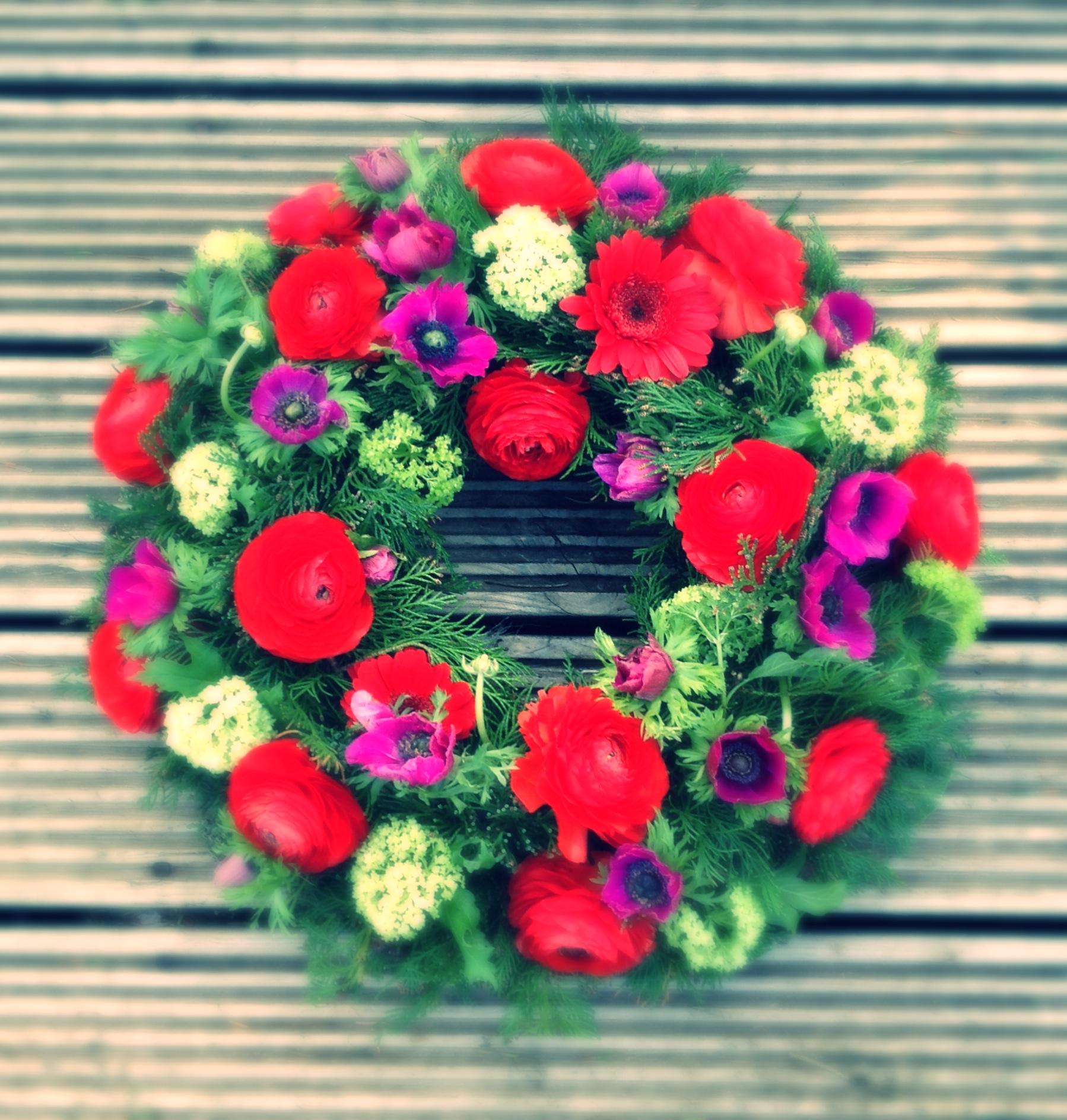 Funeral wreaths in dumfries galloway wreaths gallery izmirmasajfo