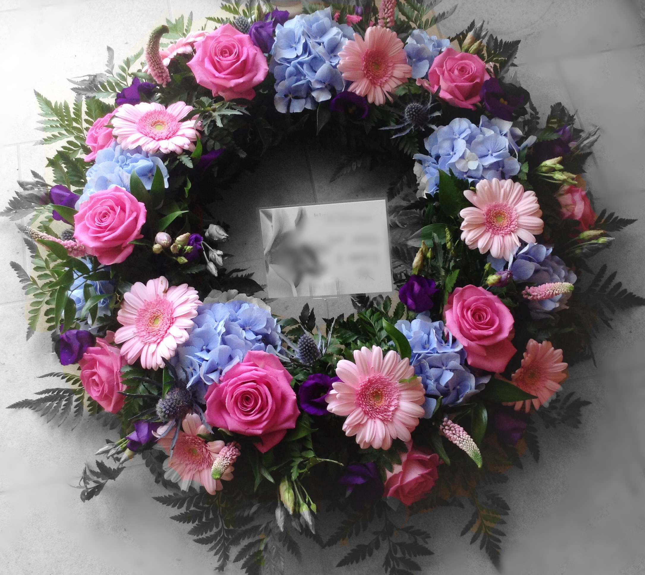 Funeral Wreaths In Dumfries Galloway